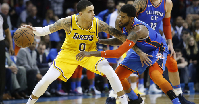 ca0a49f56820 Nikki Kay joins the Thunder Insiders to talk Lakers basketball.