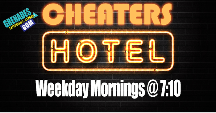 Cheaters Hotel | KPHW | Power 104 3 FM