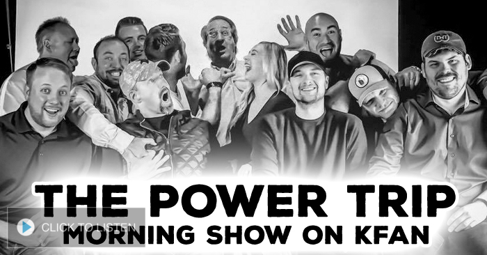 """""""Farting Fatality"""" - The Power Trip [FULL SHOW]"""