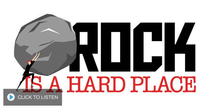 Rock Is A Hard Place - Chris Jericho Fozzy/Kuaranteen