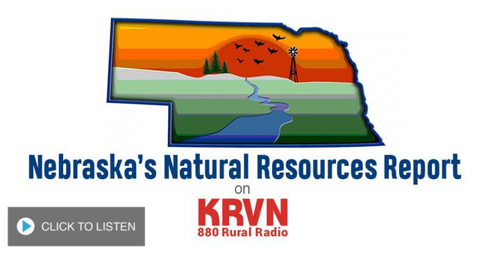 Nebraska Natural Resource Report on KRVN 880