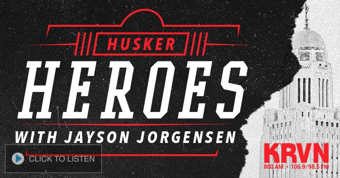 Husker Heroes with Jayson Jorgensen Ep 23
