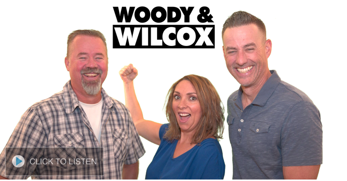 The Woody and Wilcox Show for 08-04-2021
