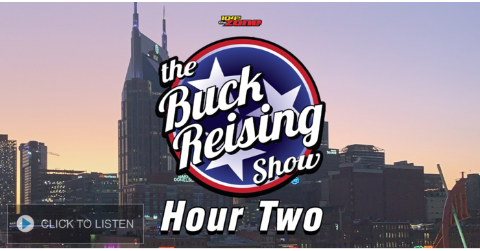 The Buck Reising Show 6-24-21 Hour Two with Voice of the Titans Mike Keith