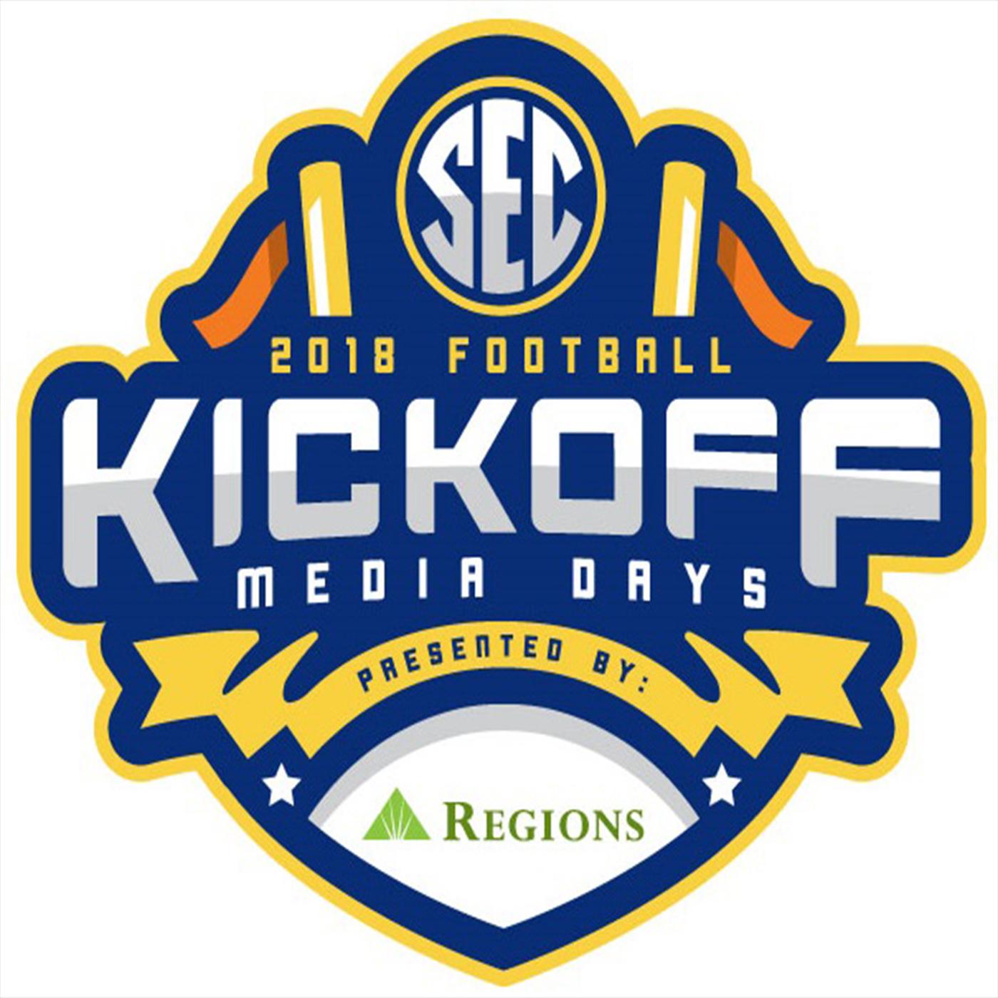 2019 SEC Football Media Days