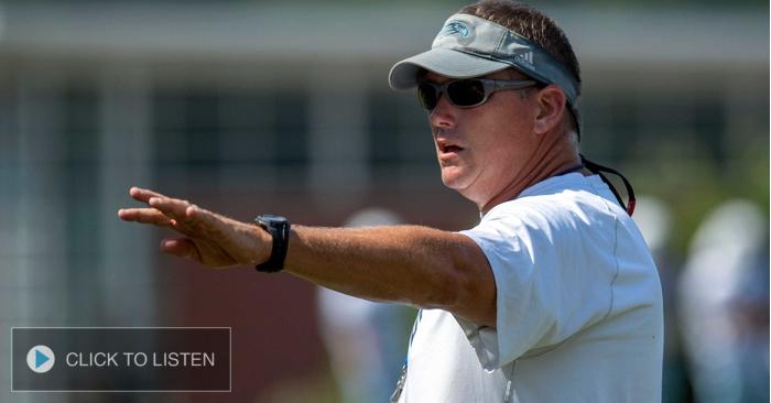 Mike Potter - Hardin Valley Football Coach (10.16.20)